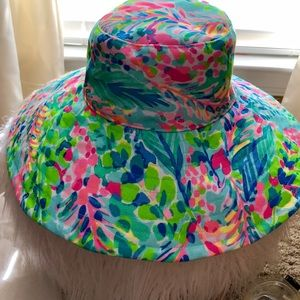 Lilly Pulitzer Catch The Wave Hat